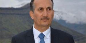 Şemdinli Belediye Başkanı Tahir Saklı'nın Covid-19 test sonu pozitif çıktı