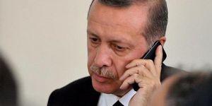 Erdoğan, Uzbekistan President Mirziyoyev talk over the phone