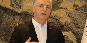 """Gaziantep Valisi Gül'den salgını nedeniyle """"Bayramlaşmayın, kul hakkına girmeyin"""" uyarısı"""