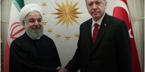 Erdogan bi Rûhanî re hevdîtin kir