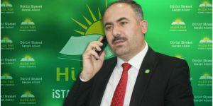 HÜDA PAR İstanbul İl Başkanı Elibüyük, Vali Yerlikaya ve birçok yetkili isimle bayramlaştı