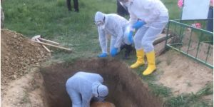 Van'da izinsiz kurulan taziye kaynaklı ilk Covid-19 ölümü gerçekleşti