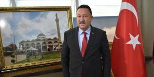 """Bağlar Belediye Başkanı Beyoğlu: """"Diyarbakır'da, İslamın mührü ve bereketi var"""""""