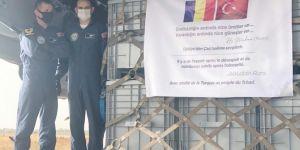 Türkiye'nin gönderdiği tıbbi yardımlar Çad'a ulaştı