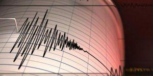 Akdeniz'de 4,9 büyüklüğünde deprem meydana geldi