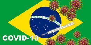 Li Brezîlyayê di 24 seatên dawî de 1086 kes ji ber Coronavîrusê canê xwe ji dest dan