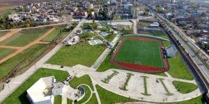 Çınar ilçemizde Cuma Namazı Çınar İlçe Stadyumunda kılınacak