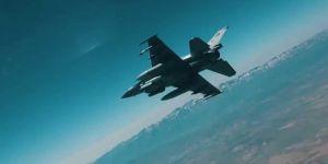 Hakurk bölgesine yapılan hava operasyonunda 3 PKK'li öldürüldü
