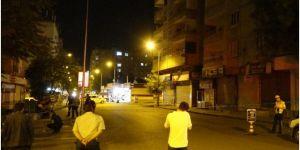 Diyarbakır Kayapınar'da 7 katlı binanın kolonları çatladı 3 bina tedbirden boşaltıldı