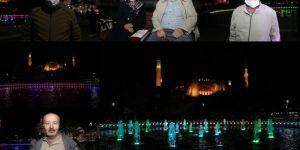 İstanbullular, Ayasofya'da Fetih Suresi'nin minarelerden okunmamasına tepki gösterdi