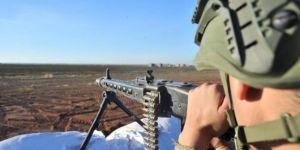 MSB: Barış Pınarı bölgesinde 5 PKK/YPG'li öldürüldü