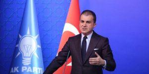 """AK Parti Sözcüsü Ömer Çelik: """"Provokasyonlara müsaade etmeyiz"""""""