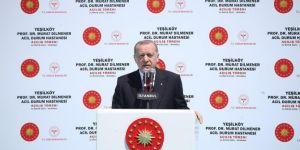 Erdoğan: Turkey has become a center of attraction in healthcare