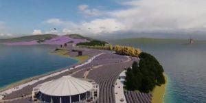 Yozgat'ta dünyanın en büyük lavanta bahçesi kuruldu