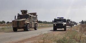 MSB: İdlib'de 15'inci kara devriyesi icra edildi