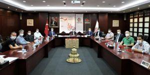 Gaziantep'ten 5 ildeki saha çalışanlarına 200 bin siperlik desteği
