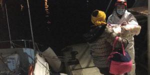Sahil Güvenlik Komutanlığı: İzmir açıklarında 38 düzensiz göçmen kurtarıldı