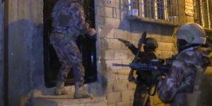 Bursa'da geniş çaplı uyuşturucu operasyonu