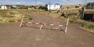 Çınar'a bağlı Avdalı (Bîrabazın) köyü Coronavirus nedeniyle karantinaya alındı