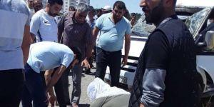 Diyarbakır 450 Evler mevkiinde trafik kazası: 6 yaralı