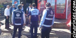 Diyarbakır Büyükşehir Belediyesi kaldırım işgallerine izin vermiyor