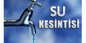 Adıyaman Gölbaşı'nda su kesintisi uyarısı