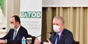 Gaziantep'te otel ve restoranlara yönelik Covid-19 bilgilendirme toplantısı düzenlendi