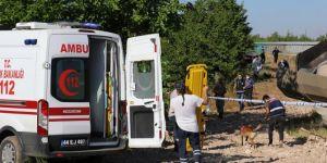 Malatya'daki tren kazası sonrası kayıp olan makinistin cesedine ulaşıldı