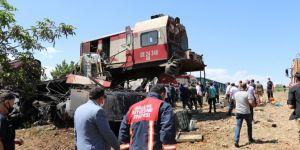 Malatya'dan çıkan ve kaza yapan trenin sevk emri olmadığı ortaya çıktı