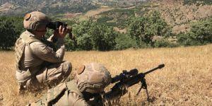 Siirt'te sokağa çıkma yasağının ilan edildiği bölgede 2 PKK'li öldürüldü