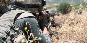 Barış Pınarı bölgesine sızma girişiminde bulunan 3 PKK'li öldürüldü