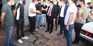 Diyarbakır Bağlar Belediyesi, tedbirler ışığında ziyaretlerini sürdürüyor