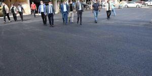 Diyarbakır Bağlar Belediyesi 3 ayda 30 bin ton asfalt hizmeti gerçekleştirdi