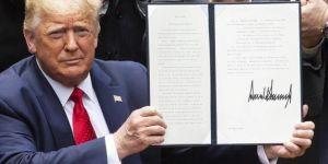 Trump, polis reformu öngören kararnameyi imzaladı