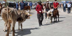 Van oto pazarı ve hayvan pazarı yeniden açıldı