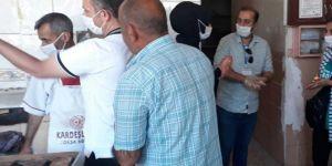 Diyarbakır Bağlar Belediyesi'nden geniş kapsamlı Coronavirus denetimi