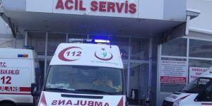 Bingöl'de araç şarampole yuvarlandı: 2 ölü, 3 yaralı