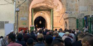 Siyonist işgal rejiminden mescid-i İbrahim'in girişlerine kısıtlama