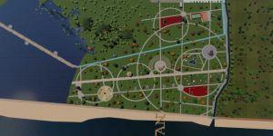 Van'ın İpekyolu Belediyesinden Sahil Bandı projesi