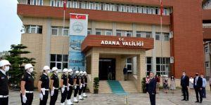 Adana Valisi Süleyman Elban göreve başladı