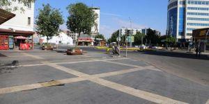 LGS sınav saatlerinde Diyarbakır sessizliğe büründü