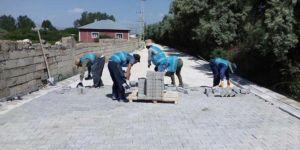 Van'ın kırsal mahallelerindeki yollar yenileniyor