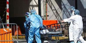 ABD'de Covid-19'dan 717 kişi daha ölürken 33 binden fazla yeni tanı kondu