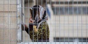 Siyonist işgalciler Filistinli 2 kadın esiri kötü sağlık koşullarında tutuyor