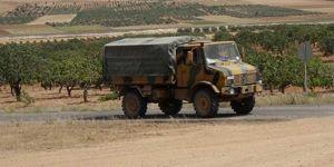 Gaziantep'te askeri araç devrildi: 5 asker yaralı