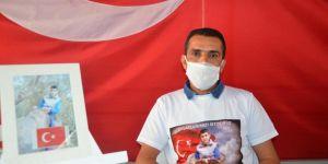 """Evlat nöbeti tutan Baba Aydın: """"HDP'liler, çocuğumu 2015'te çözüm sürecinde kaçırdı"""""""