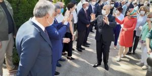 Vali Demirtaş, yeni görev yeri Mardin'e gitti