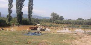 """Bakan Pakdemirli: """"Bursa'daki afette 25 bin 650 dekar alan zarar gördü"""""""