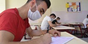 Gaziantep'te YKS öncesi deneme sınavı düzenlendi