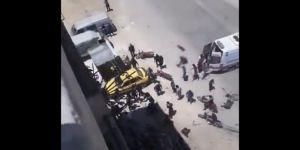 Afrin'de patlama: 4 ölü 7 yaralı